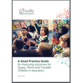 We are 1 of 4 schools in this good practice guide.