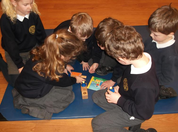 Happy Puzzle Day - we enjoyed being challenged.
