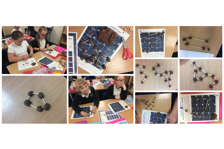 Science - Making Constellations
