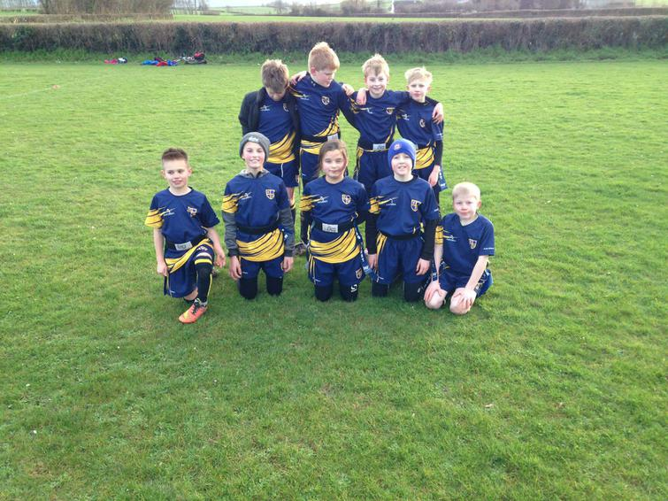 Year 5/6 Tag Rugby Team