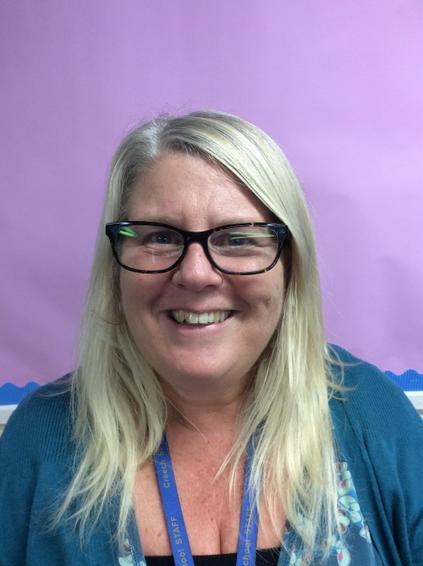 Miss Marks - Otters Class Teacher
