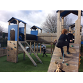 KS1 Outdoor Play Equipment.