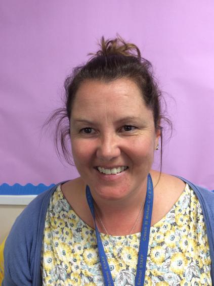 Mrs West - Teaching Assistant - (Mon - Fri)
