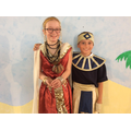 India and Fenton - Potiphar and his wife, cast B