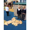 Building with 2D shapes
