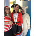 Where's Wally, Captain Hook & White Rabbit