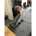 Learning the house chores