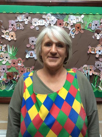 Mrs Nicky Binstead - Lunchtime Supervisor