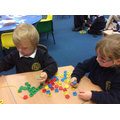 Recognising/ordering numbers