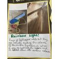 IAP Rainbow light