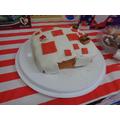 Cillians minion cake - impressive!