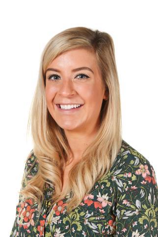 Miss L Speelman - UKS2 Leader/Year Six Teacher