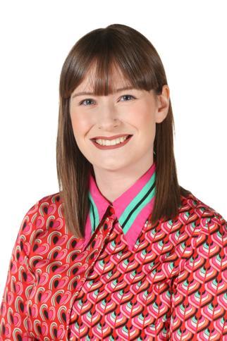 Miss S Robinson - Year Two Teacher