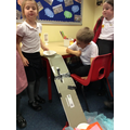 Penguins had lots of fun on STEM day!