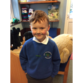 Kind, smiley, listens well and a class ambassador