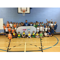 KS1 Dodgeball Tournament