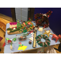 Amazing entries for our Christmas decorations comp