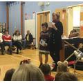 Headteacher's Special Award