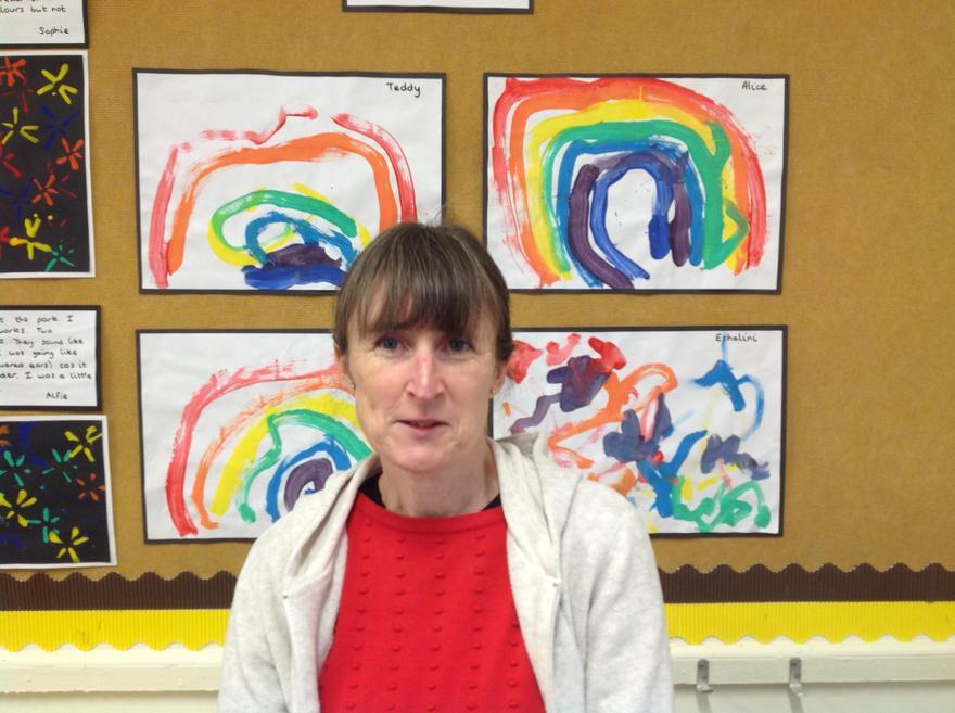 Mrs Otton - Reception Teacher