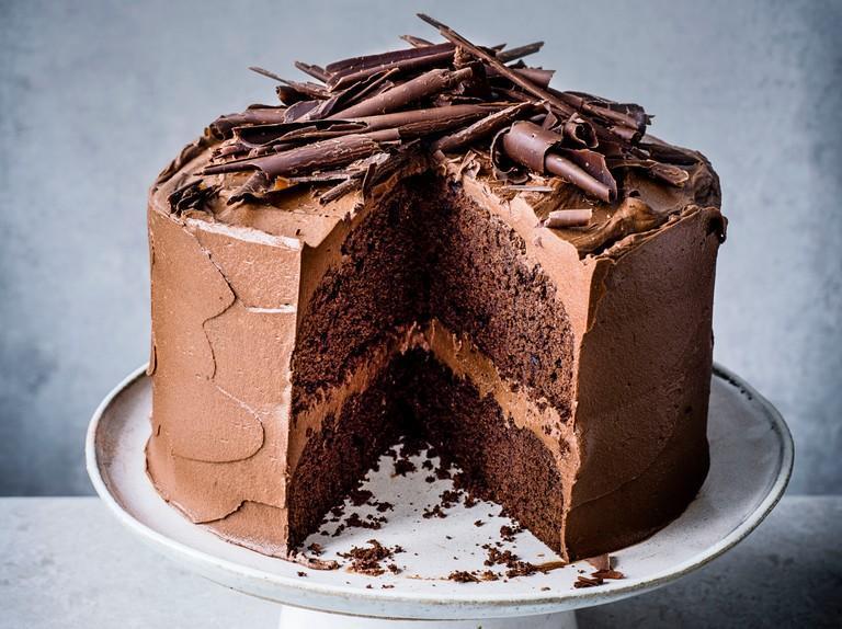 Poem - Chocolate Cake