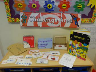 Challenge area 1