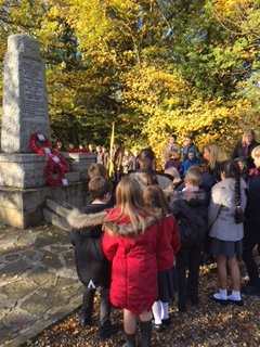 Crockenhill Remembrance Service  1