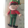 Meet Elvis our slightly naughty Caspers elf!