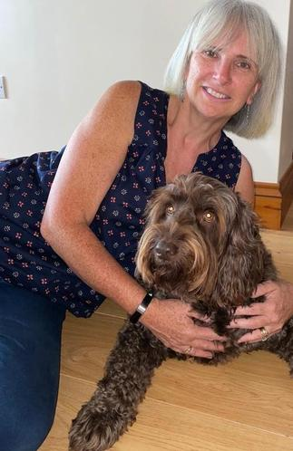 Mrs Sharon Alsop and Dudley