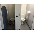 Our new toilets