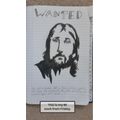 Lily Mae's Wanted poster - Year 6