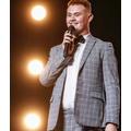 Thomas Pound on the X Factor Show