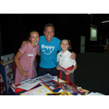 Our team with Dr Andy Cope author of 'Spy Dog'