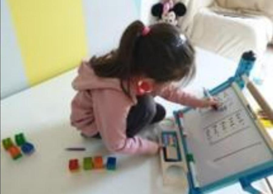 Practising maths