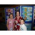 Our Team with the Children's Commissioner