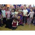 Croesty children inspired to sing