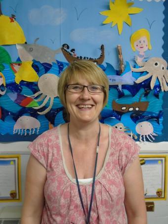 Mrs Godfrey Year 1 Teacher and Deputy Headteacher