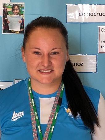 Miss Wilson AVSSP sports coach