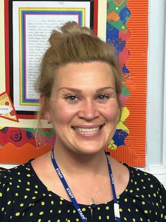Mrs Sinfield Teaching and Learning assistant