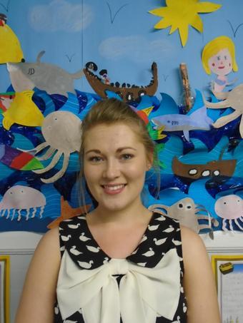 Miss Fletcher Year 2 Teacher