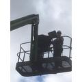 Ms Padwick - Reaching new heights!