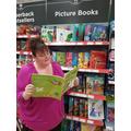 Mrs Conway - Shopping in Asda