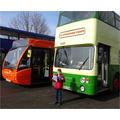Jonathan Mills 1PB - Bus Rally Dewsbury