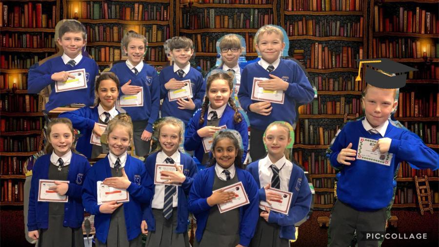 All our fabulous Ninja Readers!