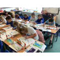 Creating a double page spread about Greece