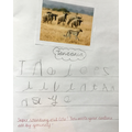 We learned some facts about Tanzania.