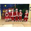We were Santa's.