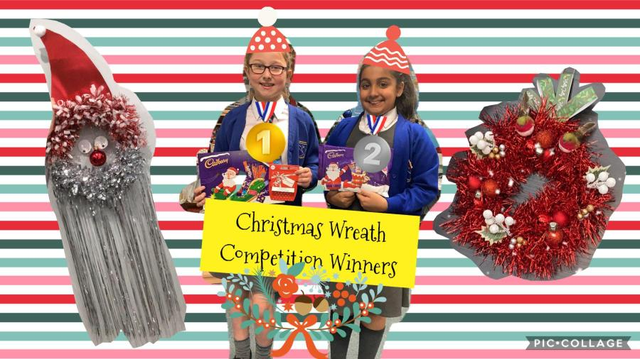 Christmas Wreath Winners