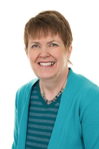 TA &  Lunchtime Supervisor - Mrs. Wendy Harrington