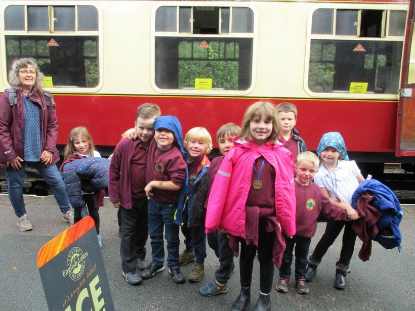 Haverthwaite Railway