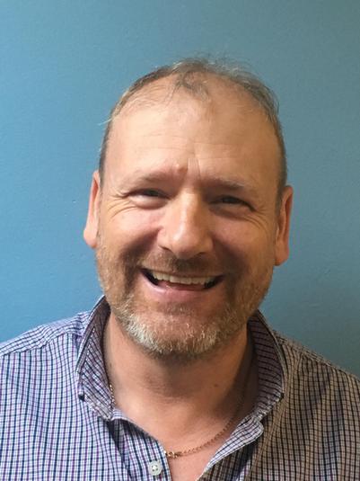 Mr Sutcliffe (Site Superintendent)